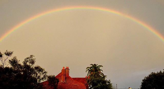 Melbourne skies