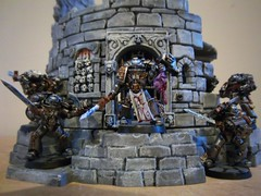000_0001 (3) (IAMRUEL) Tags: grey marine space 40k knights swords armour nemesis gamesworkshop wharhammer halbeard