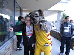 Beech Brook (46) (Moondog Mascot) Tags: 100k moondog cavaliers beechbrook 04222012 fleetfeetsports5k