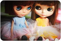 ❥ Abigail e Manuela