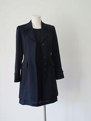 IMG_0647 (isolaciccia@gmail.com) Tags: 2001 30 katrina dress small navy fulllength used business jacket 40 1001 classiccut kneelength crewnecksmall