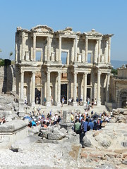 Library Of Celsus At Ephesus (outdoorPDK) Tags: turkey ephesus kusadasi libraryofcelsus