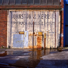Seddon (Westographer) Tags: signs mediumformat typography industrial decay australia melbourne oldschool hasselblad signage weathered derelict distressed patina fujivelvia westernsuburbs seddon