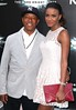 Russell Simmons and Leila Lopes