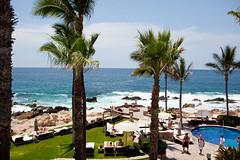 Beach view (thewanderingeater) Tags: mexico hotel resort loscabos presstrip loscabosmexico oneonlypamilla 5starluxuryhotel pamillaloscabosmexico 5starluxuryresort