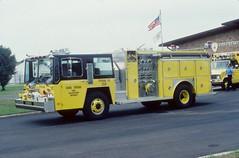 Carol Stream FPD (columind99) Tags: county black yellow fire illinois stream district engine du page carol protection hendrickson pumper eone