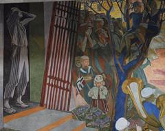 Rdhus, Oslo (nicnac1000) Tags: norway norge mural cityhall olso radhus rdhus