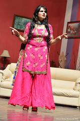 Girl actor from a play (Sameer_Ashfaq) Tags: pakistan girl beautiful 50mm nikon play photos arts council sameer lahore ashfaq paki alhamra