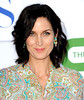 Carrie-Anne Moss CBS Showtime's CW Summer 2012 Press Tour at the Beverly Hilton Hotel - Arrivals Los Angeles, California