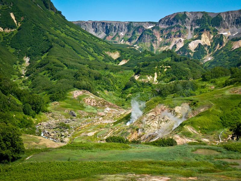 Guía viaje Kamchatka