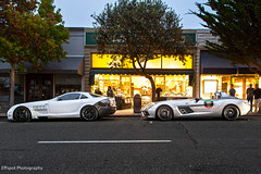 Stirling Awesome (Effspot) Tags: auto two white 3 hot sexy slr cars car night canon photography grey mercedes hotel photo monterey moss hp automobile europe flickr downtown european power d mark stirling gorgeous seat iii tripod fast explore exotic carmel pebblebeach vehicle 5d hyper alpha rim rims concours luxury rare coupe exclusive supercar spotting carmelbythesea horsepower exotics valet combo concoursdelegance luxurious stirlingmoss hypercar eleganc huntingcar imited photographycar instagram effspot effspots