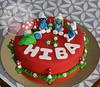 Smurfette cake (Violet.bh) Tags: cake bahrain birthdaycake smurf smurfs smurfette البحرين سنافر كيكعيدالميلاد