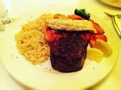 Hy's Steakhouse & Cocktail Bar: Steak & Lobster