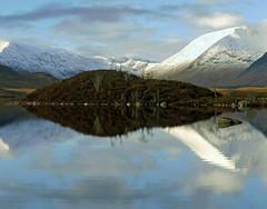 Lochan na h-Achlaise (NOVEMBER) (kenny barker) Tags: landscape lumix scotland rannochmoor scottishlandscape lochannahachlaise landscapeuk panasoniclumixgf1 welcomeuk kennybarker