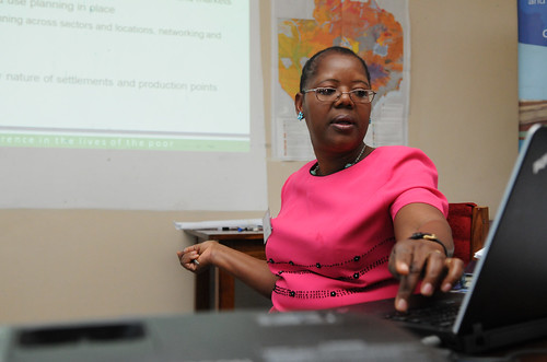 AAS Barotse Hub Roll-Out workshop. Photo by Georgina Smith, 2012.