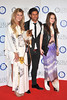 Cheska Hull, Ollie Locke and Rosie Fortescue Battersea Dogs & Cats Home 'Collars & Coats Gala Ball 2012' held at Battersea Evolution - Arrivals London, England