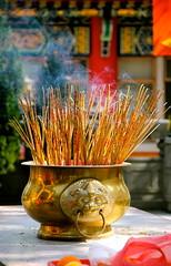 IMG_9753 (janoski006) Tags: china new city trip travel vacation people urban asian temple person hongkong asia dragon buddhist year prayer chinese culture buddhism hong kong lanterns lunar incense