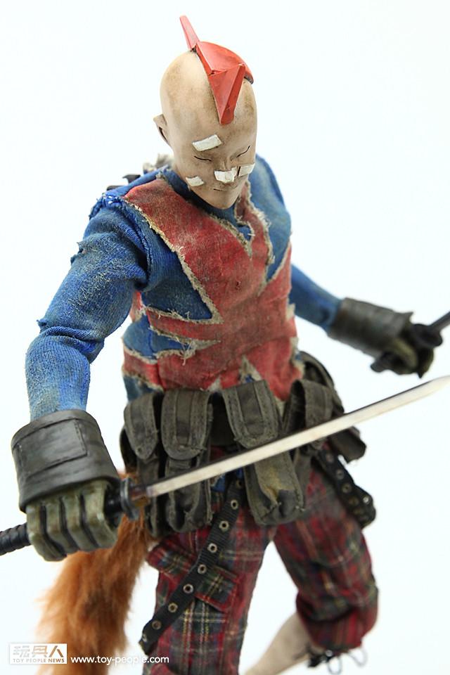 threeA 英國玩具展ToyConUK 限定「UKTK」開箱報告