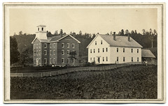 A Civil War Era Academy (Ron Coddington) Tags: school education newhampshire civilwar warren af academy clough orford