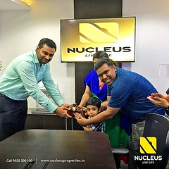 Key to a beautiful beginning ......  We are extremely happy to hand over the  Key to our privileged customer Mr. Anoop G and family (Lavender Villa 02).   Hope their dreams come true at Nucleus Lavender   #K (nucleusproperties) Tags: life city india house building home nature beautiful beauty architecture design living construction realestate view apartment interior gorgeous lifestyle style atmosphere kerala villa environment elegant exquisite comfort luxury kochi elegance