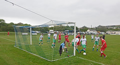 St Dennis 2, Saltash United 2, Duchy League Division 4, May 2016 (darren.luke) Tags: st landscape football cornwall united dennis fc grassroots cornish saltash nonleague
