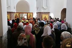 52. Paschal Prayer Service in Svyatogorsk / Пасхальный молебен в соборном храме г. Святогорска