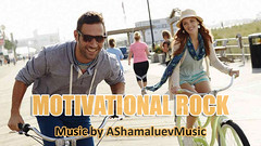 "Positive and Happy Background Music - ""Motivational Rock"" by AShamaluevMusic (ashamaluev) Tags: inspiration film sport rock happy corporate energy emotion bright background happiness pop business commercial winner strong motivation positive inspirational inspire groovy soundtrack inspiring confident motivate motivational uplifting optimistic upbeat energetic royaltyfreemusic"