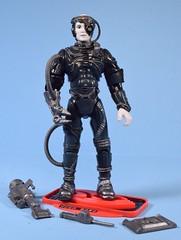 Hugh Borg (FranMoff) Tags: startrek hugh borg actionfigures nextgeneration cyborg