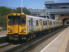 507003 @ Kirkdale (ianjpoole) Tags: liverpool central working kirkby merseyrail 508125 2k25