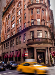 Delmonico's, NYC (ravi_pardesi) Tags: nyc newyorkcity usa newyork money art architecture america amazing downtown gorgeous yellowcab restaurants serene cabs wallst awesomeness delmonicos
