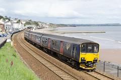 GWR Class 150 No. 150926 (ashthemainman) Tags: devon dawlish