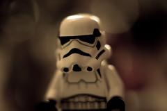 Lego Trooper (warner_pics) Tags: macro star miniature starwars lego tube stormtrooper wars ilce5100