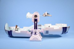Star Wars: The Force Awakens MicroMachines R2-D2 Playset with Chewbacca and First Order Snowspeeder Microfigures (FranMoff) Tags: starwars r2d2 chewbacca playset hasbro micromachines snowspeeder firstorder microfigures