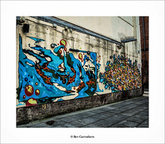 street art, Liverpool.... (bevscwelsh) Tags: street streetart liverpool graffiti panasonic14mm olympusem5