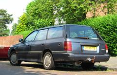 1992 Subaru Legacy Stationwagon 2.0 GL (rvandermaar) Tags: wagon subaru 1992 20 legacy stationwagon gl subarulegacy sidecode5 fvrf78