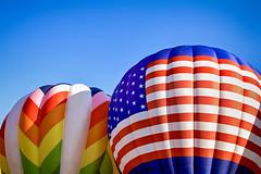 'Murica (matthewkaz) Tags: usa balloons star rainbow michigan stripes flag balloon hotairballoon hotairballoons starsandstripes howell balloonfest 2016 michiganchallenge