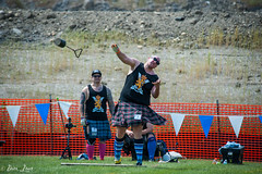 HG16-2 (Photography by Brian Lauer) Tags: illinois scottish games highland athletes heavy scots itasca lifting