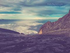 Mount Kinabalu, Sabah (KM Lim) Tags: mountain sunrise mt hiking hill peak mount malaysia sabah kota kk kinabalu lows