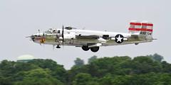 "North American B-25J ""Mitchell"" - Panchito (albionphoto) Tags: usa reading kate pa b17 worldwarii mosquito corsair mitchell mustang fifi dday flyingfortress b29 superfortress maam dehavilland b25j b25 p51d panchito"