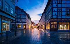 in der City  von Wernigerode (Andys-eyecatcher) Tags: instagramapp nature art canon europe travel square photography flickr city new geo landscape cityscape detail uww me longtimeexposure night light