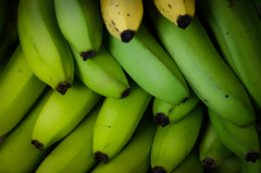 plátanos del mercado (rosatifamadelrio) Tags: platanos platano verde amarillo banana fave40