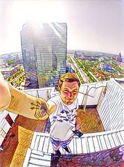 New filter (Alexandr Tikki) Tags: world life street new city trip travel original roof light portrait sky people house holiday selfportrait man art love me beauty architecture modern clouds wow fun happy lights idea crazy amazing interesting fantastic perfect funny colorful hand view place angle image good earth top air awesome great creative dream best illusion journey hero imagine imagination unusual concept moment minimalism inspire incredible ideas impressive astana happines kazakstan tikki ifun alexandrtikki leveltravel
