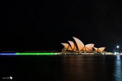 Blues and Greens and sails | Vivid Sydney (arnimangoes) Tags: longexposure landscape nikon sydney australia d7100 vividsydney