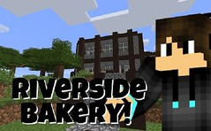 Welcome to Riverside Bakery Map (MinhStyle) Tags: game video games gaming online minecraft