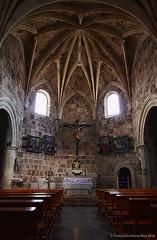 Interior de la Iglesia Parroquial