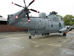 ZG817 Westland WS61 Sea King HAS6 (graham19492000) Tags: seaking hmssultan seakinghas6 zg817