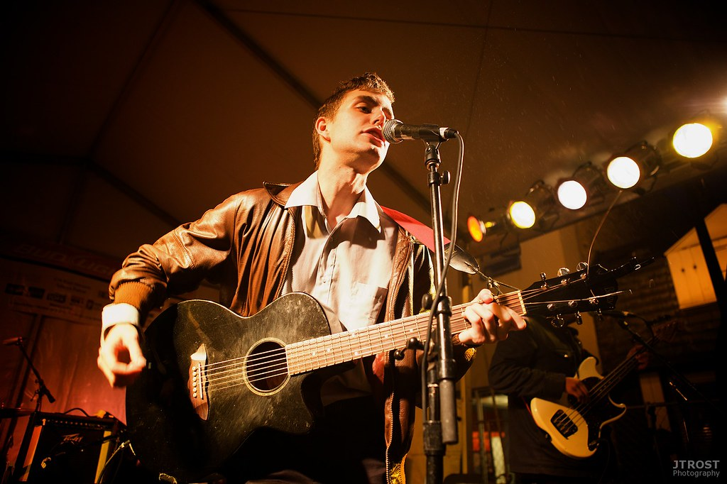 Ezra Furman & The Harpoons @ Ribfest - 6/11/11