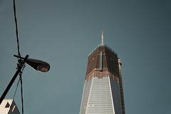 (onesevenone) Tags: city nyc newyorkcity urban ny newyork building tower architecture america photography downtown unitedstates manhattan north gothamist groundzero metropolitan eastcoast freedomtower g0 onesevenone