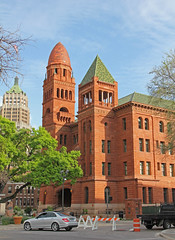 bexar county courthouse (S_Schons) Tags: red sanantonio sandstone texas historic courthouse bexarcounty
