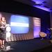 Lucila Pinto faz a Mediação de Debate com Ram Charam